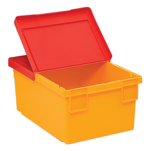 Ref Plas M714 Folding Hinged Lid For Storage Boxes