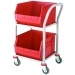 2 Container Distribution Trolley