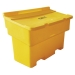 Ref: PLASRW0005 Grit Bin 200 Litre Stackable and Nestable (1020 x 520 x 720mm)