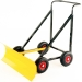 Ref: HSP-4 Heavy Duty Snow Plough (1 Metre Blade) 4 Wheeled Push Along
