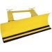 Ref: FSP-RB Rubber Wear Strip for Forklift Attachable Snow Plough