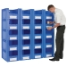 Medium Euro Container Pick Walls (600mm Deep) Short Side Pick Opening - 4 Sizes