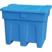 Ref: BIGBOX/R Large Coloured Plastic Nestable Pallet Box with Lid (1060 x 960 x 855mm) 600 Litres